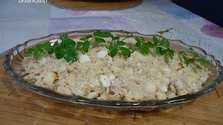 Sałatka z makreli prosta i najsmaczniejsza
