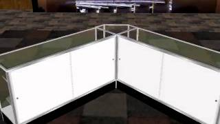 Display Counters, Glass Retail Counters, Glass Display Cases.avi