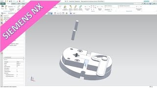 Sequence Siemens NXnx 10 Training - Animation Squence