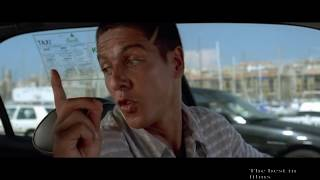 """Даниэль довозит клиента до аэропорта.Фильм """"Такси"""""""