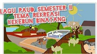 Lagu Tema Rekreasi PAUD Rakyat Pematang