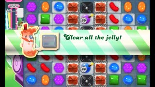 Candy Crush Saga Level 416 walkthrough (no boosters)