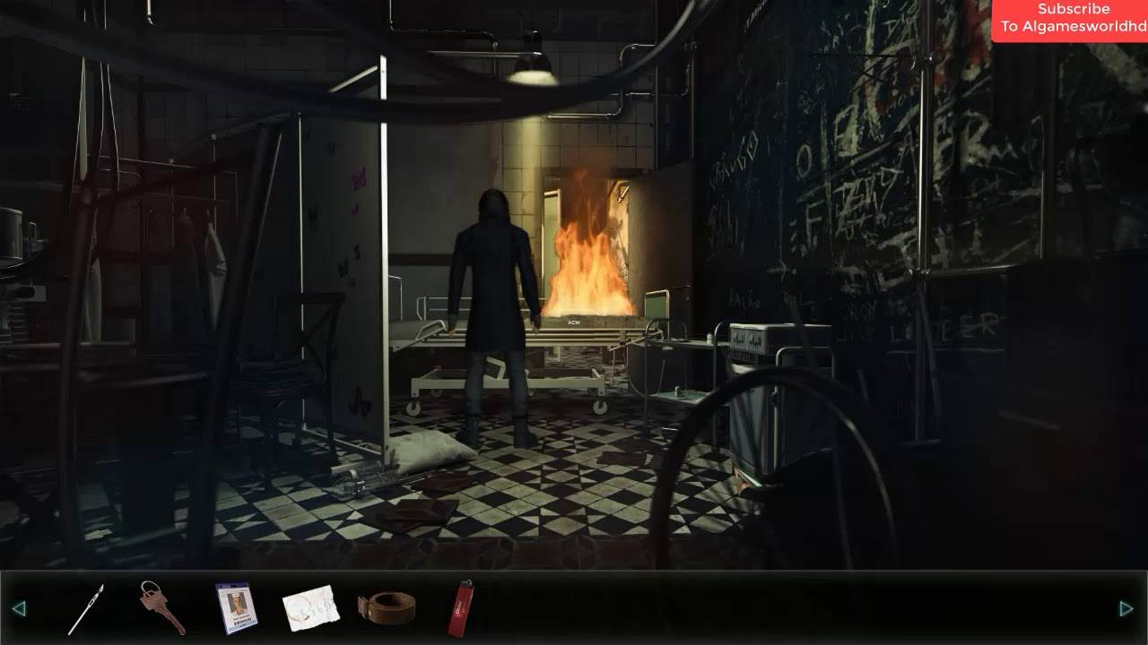 The Dark Inside Me Chapter 1 Gameplay #2 (PC game). - YouTube