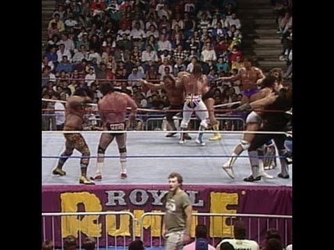 WWE Classics- Royal Rumble 1991