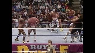 WWE Classics- Royal Rumble 1991
