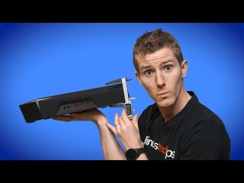 Console-killer POWERHOUSE PC - MSI Trident 3
