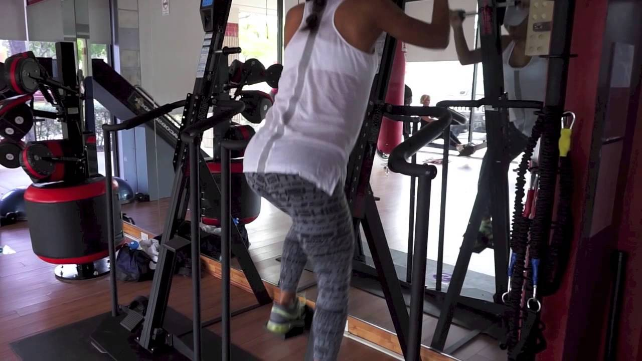 Functional Interval Training - YouTube