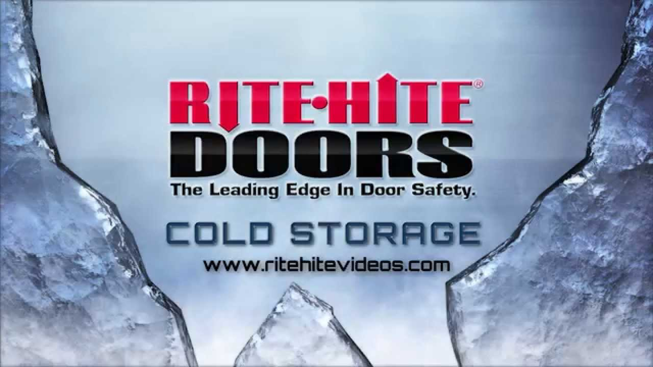 Cold Storage Doors - Signs of Problems - Rite-Hite Solutions & Cold Storage Doors - Signs of Problems - Rite-Hite Solutions - YouTube