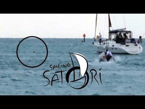 MAN OVERBOARD!!! Exploring the Dry Tortuga's (Sailing Satori) Ep. 5