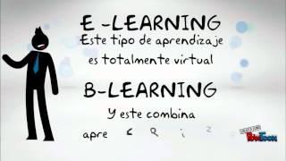 ¿Que es el B-Learning?