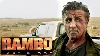 Sylvester Stallone returns to his iconic role in the fifth installment of the 'Rambo' series, out Sept. 20, 2019. Exclusives from #ETonline ...