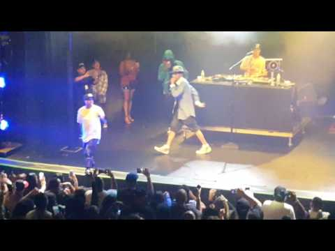 2Pac Tribute Concert - Digital Underground - Same Song - 07/03/16 The Observatory