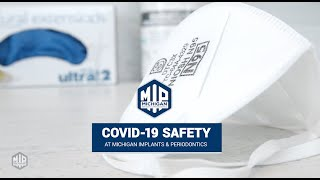 We Might Look A Little Different At Your Next Appointment | Community Safety At MIP