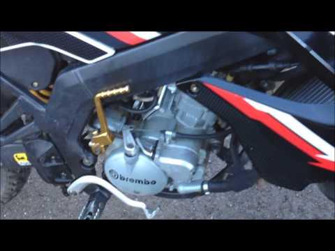 Derbi Senda X-TREME 50cc 2009 Review