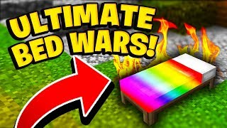 THE ULTIMATE MINECRAFT BED WARS VIDEO!