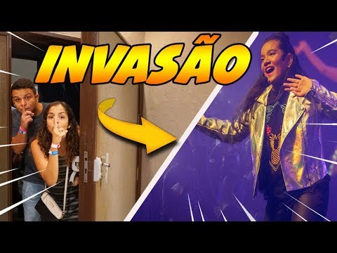 INVADIMOS OS BASTIDORES DO BAILE DA JULIANA BALTAR - Stephany De Sá