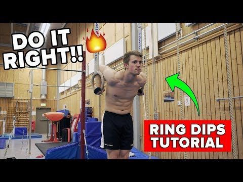 Ring Dips Tutorial Common mistakes and how to fix them!!