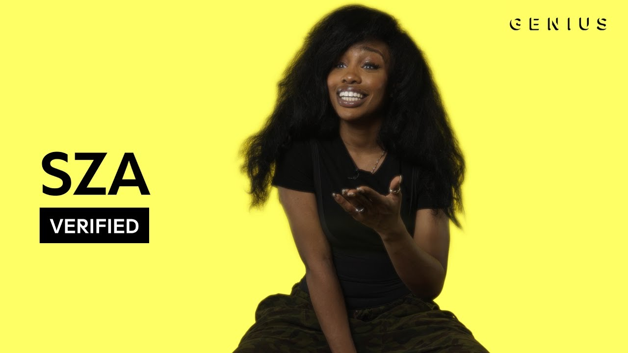 """sza """"love galore"""" official lyrics & meaning 