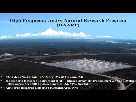 Science for Alaska Lecture Series 2016 - William Bristow, Professor, UAF-GI