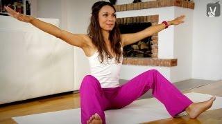 Gesunde Wirbelsäule: Pilates für Anfänger 30 Minuten Programm für die Wirbelsäule