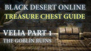 Treasure Chest guide - Black Desert Online - Velia Part 1