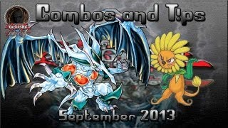 YGOPRO Gameplay Dragon Ruler Plant Synchro Combos (September 2013 TCG)