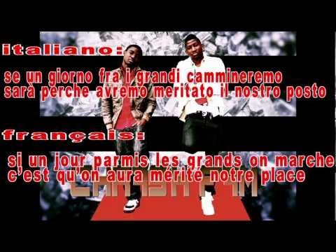 Ckrash Fam - LA MISSION( LIL WAYNE -MIRROR REMIX VERSION FRENCH) MIXAGE A-MJ