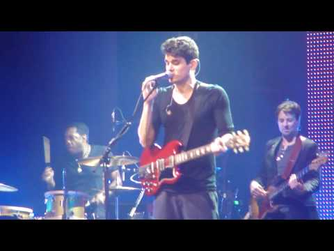 John Mayer - Friends, Lovers Or Nothing HD - Tampa, FL 2/5