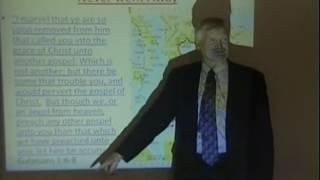 Feast Days pt 1: Shadow of Christ-Pastor Bill Hughes