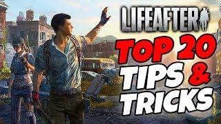 LifeAfter   TOP 20 TIPS & TRICKS   Fall Forest