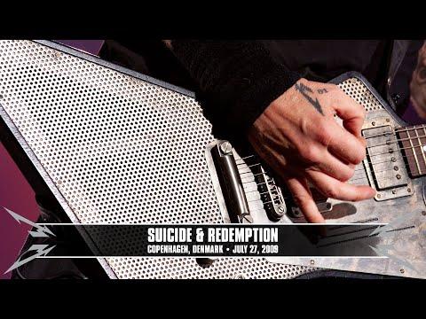 Metallica: Suicide & Redemption (MetOnTour - Copenhagen, Denmark - 2009)