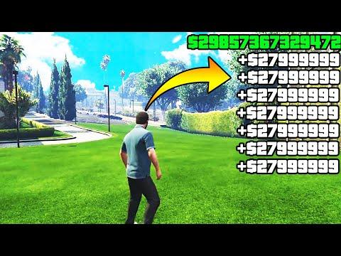 GTA 5 Money Glitch Story Mode Offline 100% Working *Unlimited Money Glitch*
