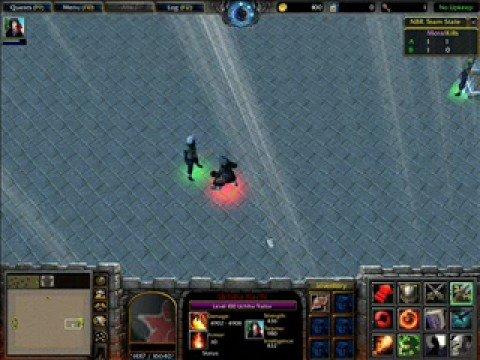 скачать карту Naruto Battle Royal для Warcraft 3 - фото 7