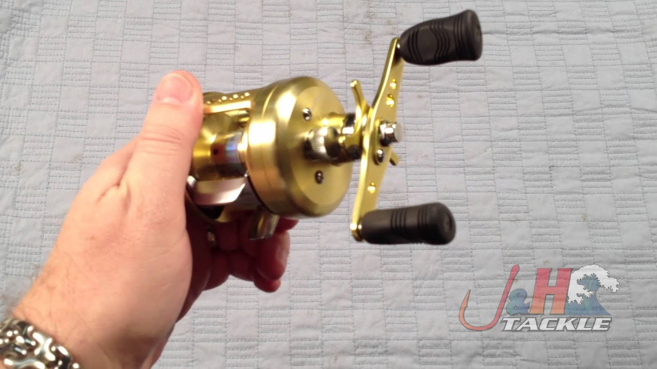 bf68deee708 Team Daiwa Luna TDLUNA253 Baitcasting Reel - J&H Tackle - YouTube