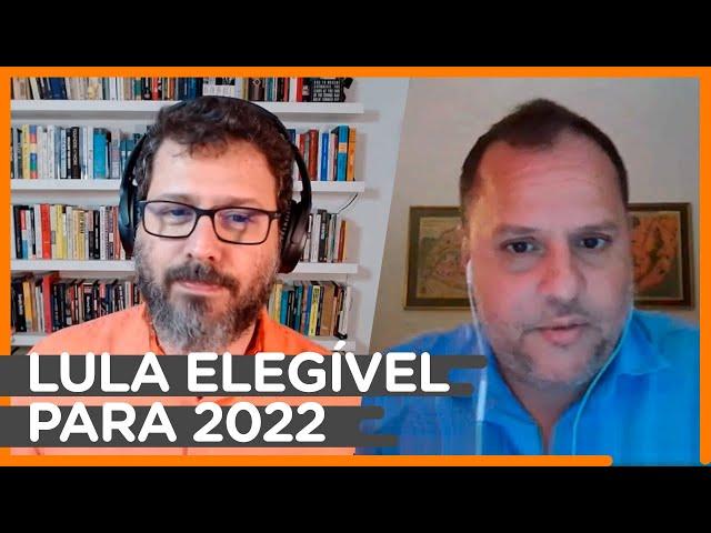 Conversas: Christian Lynch comenta a anulação dos processos de Lula e as perspectivas para 2022