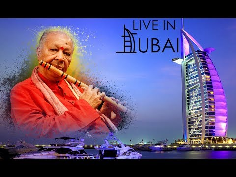 Pt. Hariprasad Chaurasia and Pt. Bhavani Shankar | Concert in Dubai | Flute and Pakhavaj