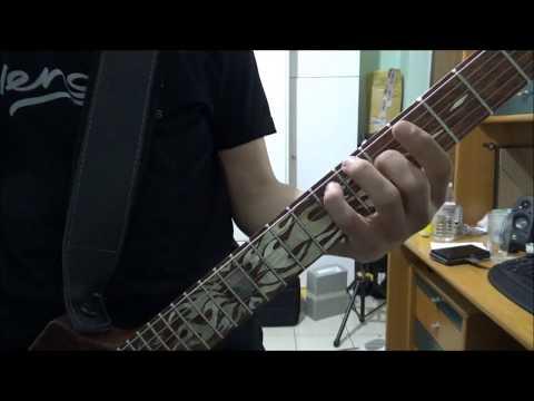 Ken Lawrence style explorer Vengrov Guitars Chug