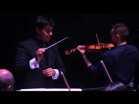 Concierto Para Violín No.5 Mozart - Walter Ramirez