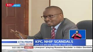 20 KPC, NHIF arraigned in court: All linked to multi-billion losses
