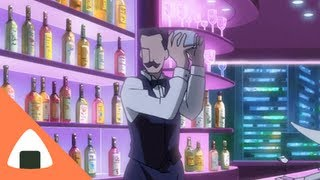 Bartender Shakes His Drink Like Crazy — Soul Eater