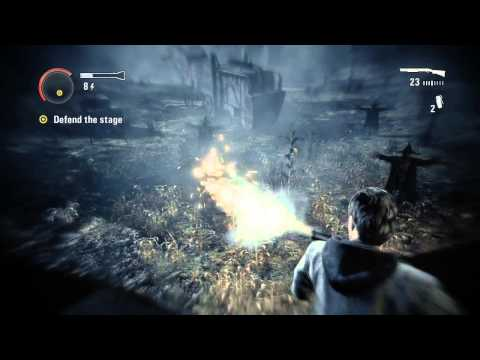 Alan Wake: Old Gods of Asgard Stage Battle