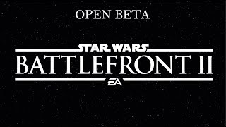 Dead2Rights sucking at Star Wars Battlefront II Open Beta