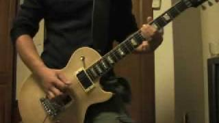 SOULFLY SeekNStrike Cover 2音半下げで弦はデロンデロ~ンで弾きにくい...
