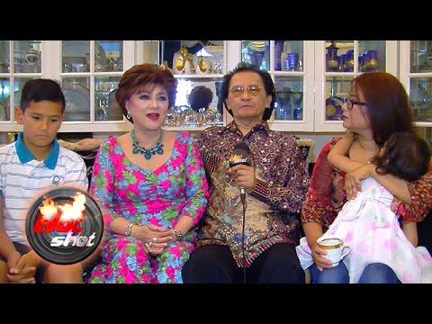 Menderita Diabetes, Mus Mulyadi Alami Kebutaan - Hot Shot 02 Desember 2016
