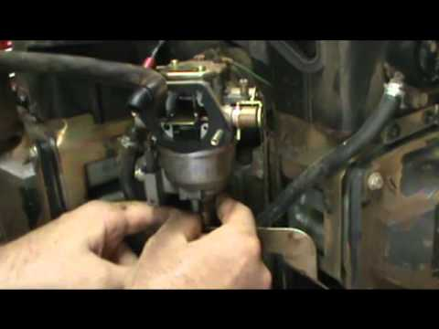 cub cadet 1045 wiring diagram brake control small engine repair: how to check a solenoid fuel shut off valve on kohler v-twin - youtube