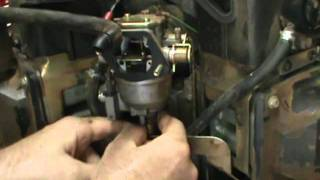 Small Engine Repair: How to Check a Solenoid Fuel Shut Off Valve on a Kohler V-twin Engine