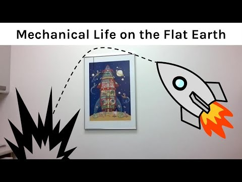 Mechanical Life on the Flat Earth - Walmart Cart Fiasco Antiques & Collectables
