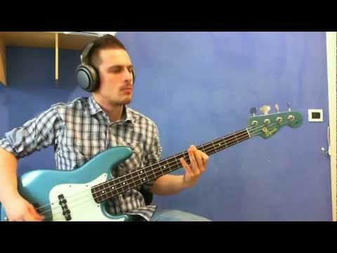C'mere by Interpol - Bass Cover