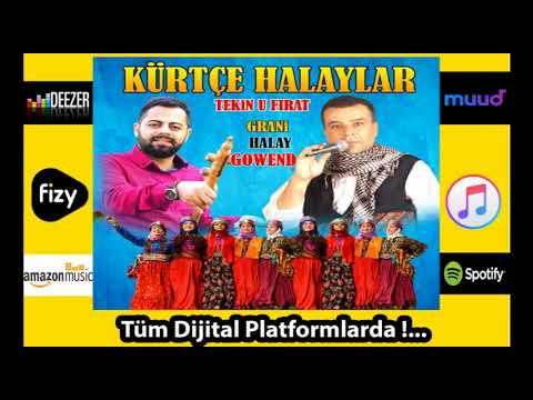 Tekin u Fırat - Porzere (Kurdish Folk Music)