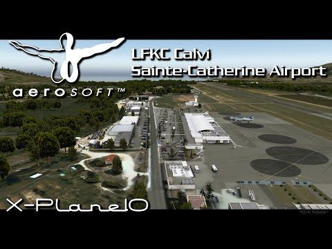 Airport Calvi - Official Trailer
